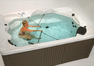 H2X Swim Spa and Exercise pool