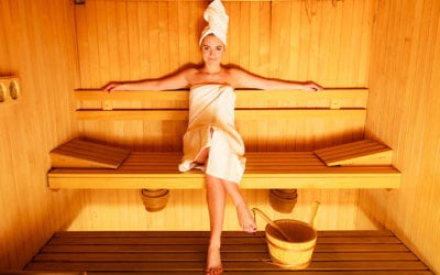 What an In-Home Sauna Can Do for You