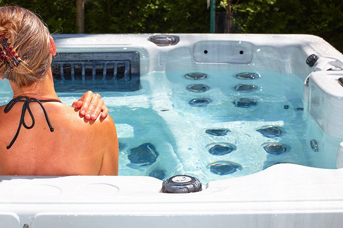 Bio-Magnetic Therapy Health Benefits Using a Hot Tub