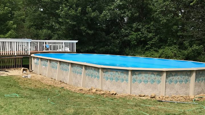 Above Ground Pools and In Ground Pools Ohio | LeisureTime Warehouse