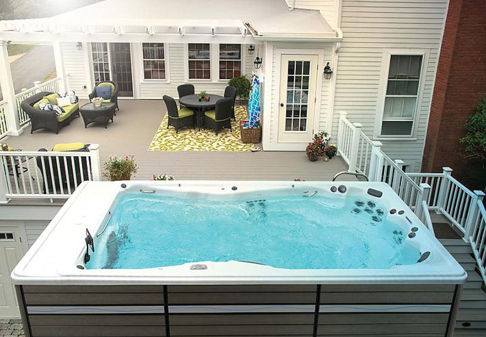 Why You Want a Master Spas Swim Spa or Hot Tub | OH