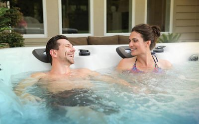Bio-Magnetic Therapy in Michael Phelps Legend Series Hot Tubs