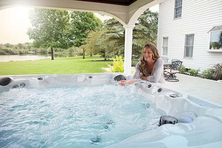 How to Keep Your Swim Spa Water Clean | Cleveland OH