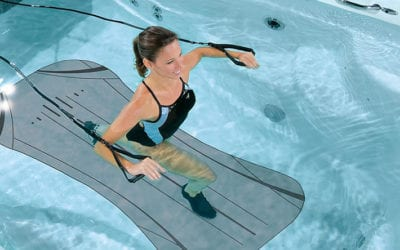 The Benefits of Water Running in a Swim Spa | Ohio