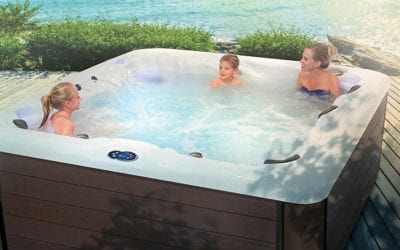 Saltwater Hot Tub Considerations | Ohio Swim Spa Retailer