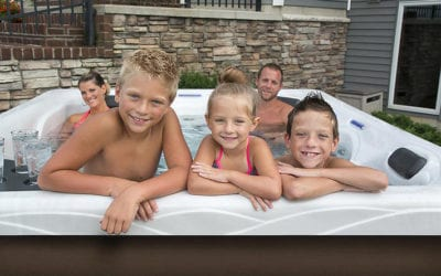 Safety Tips for Kids and Hot Tubs | Swim Spas OH