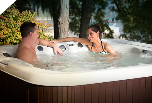 hot tub features are many